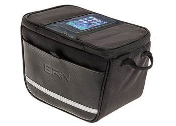 BRN Borsa Travel Manubrio-nero