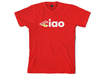 Ciao T-Shirt Red