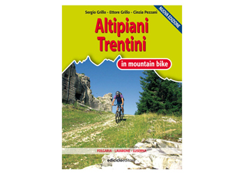 Edicicloeditore Altopiani trentini in mountain bike