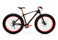 SpeedCross Fat Bike 26