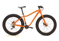 SpeedCross Fat Bike Demon