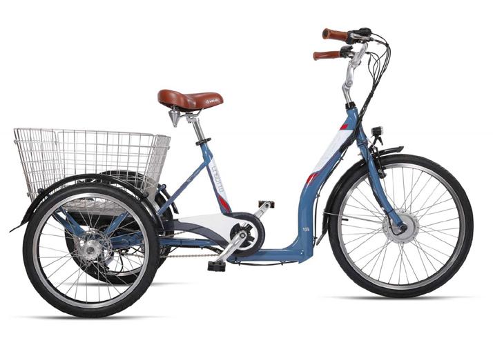 Bicicletta Elettrica Armony Lingotto
