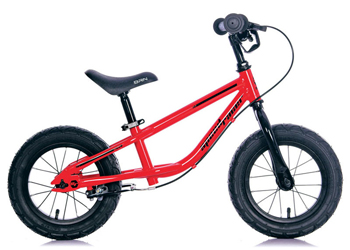 BRN Bici Speed Racer-rosso