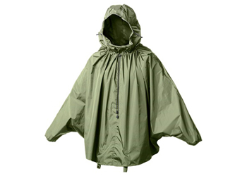 Brooks Cambridge Stowable Raincape