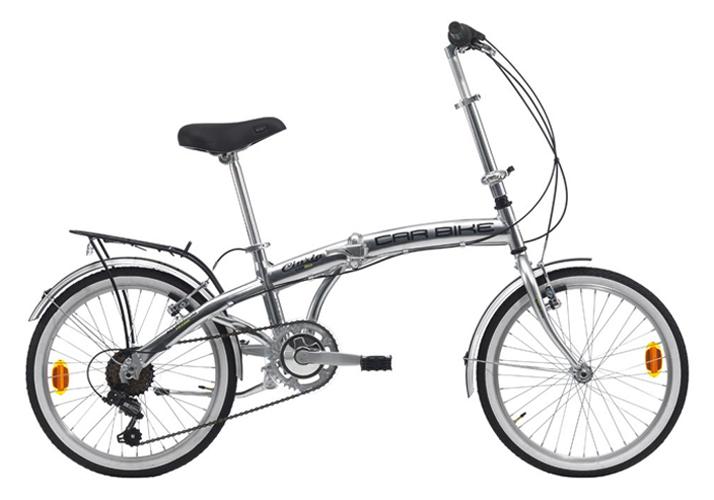 Bici Pieghevole Cicli Cinzia.Bicicletta Pieghevole Cicli Cinzia Car Bike Alu