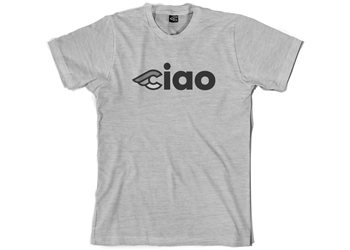 Cinelli Ciao T-Shirt Grey