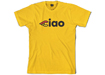 Ciao T-Shirt Yellow