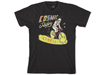 Cosmic Rider T-Shirt Black