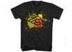 Splash T-Shirt Black