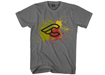 Splash T-Shirt Charcoal