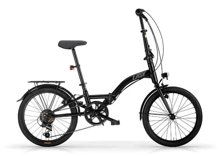Be Easy Pieghevole.Bicicletta Pieghevole Mbm Easy