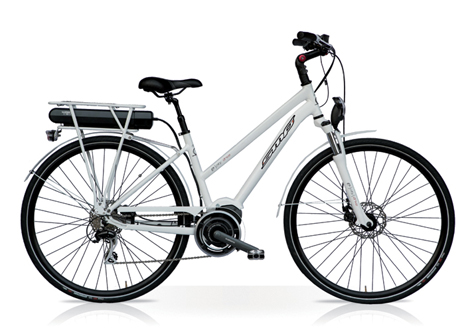 SpeedCross E-Bike Trekking Donna